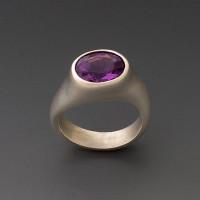 Wax Cast Ring by Sandy